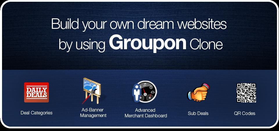 Groupon Clone
