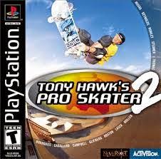 Tony Hawks - Pro Skater 2 - PS1 - ISOs Download