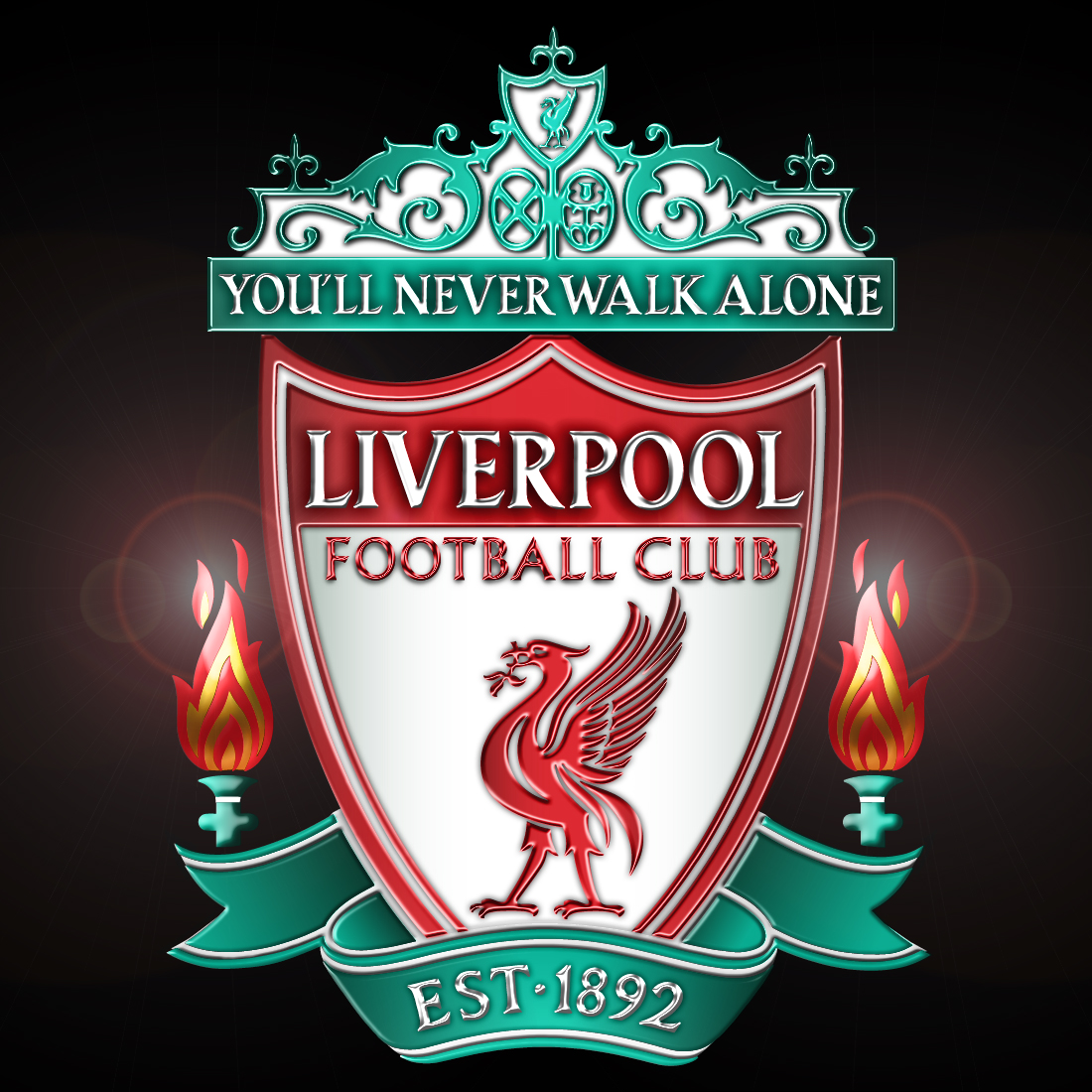 History of All Logos: All Liverpool Logos