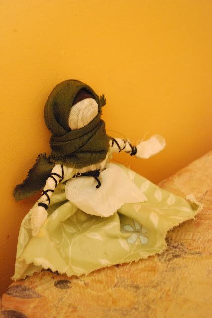 Białoruska lalka obrzędowa