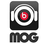 Beats - MOG image from Bobby Owsinski's Music 3.0 blog