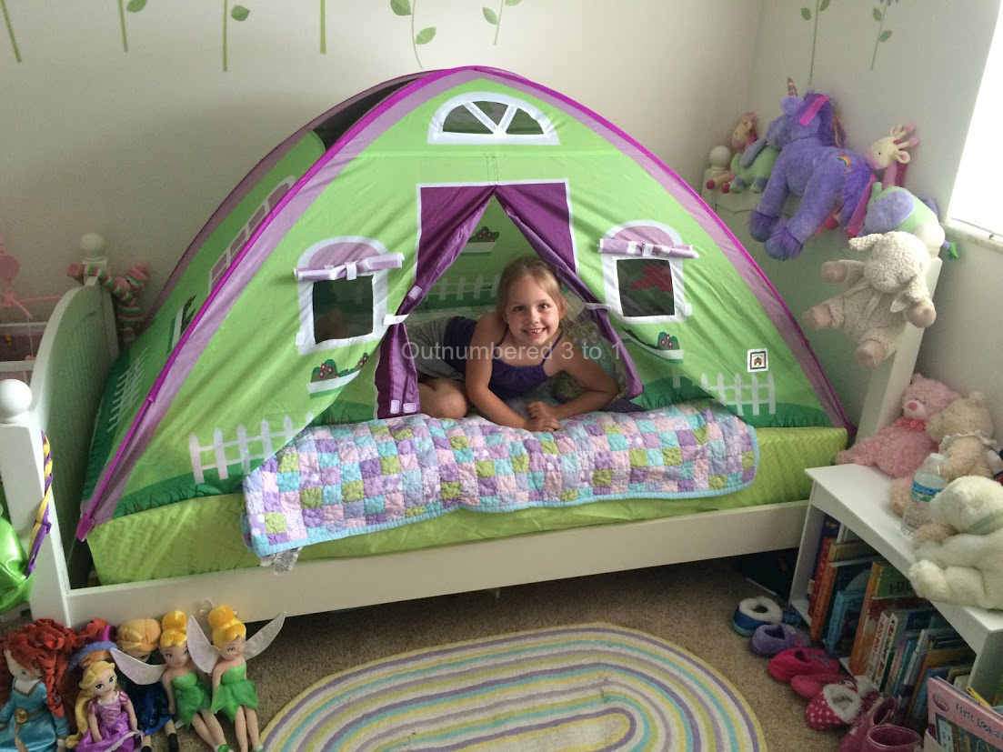 25 years of making award-winning tunnels tents and toys Pacific Play Tents knows everything is better in a tent!  sc 1 st  Outnumbered 3 to 1 & Pacific Play Tents Toys Offer Hideaways For Little Imaginations ...