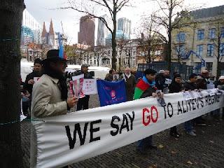 aliyev azerbaijan go rezime armenia protest
