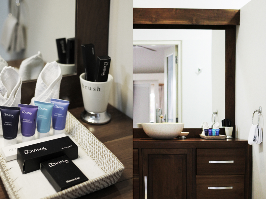 bathroom lovina bali review hotel