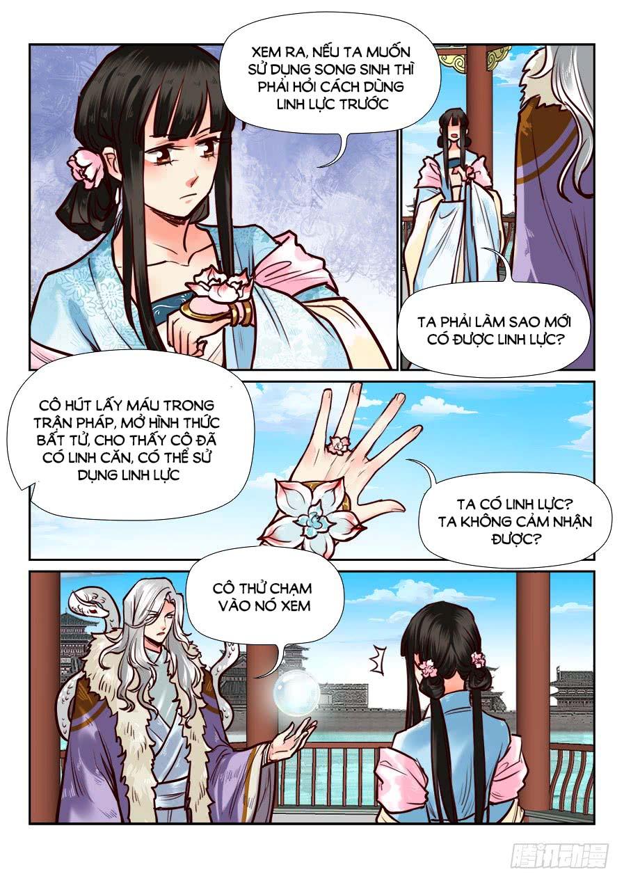 Luôn Có Yêu Quái Chap 99 Upload bởi Truyentranhmoi.net