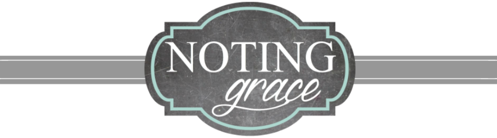 **Noting Grace**