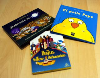 Miercoles mudo: libros para papas y bebes