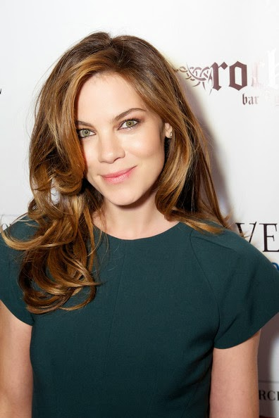 Michelle Monaghan Long Wavy Cut Hairstyle