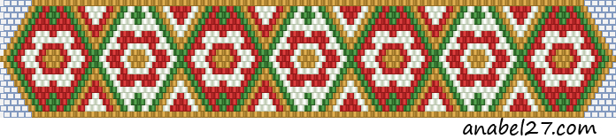       peyote pattern 