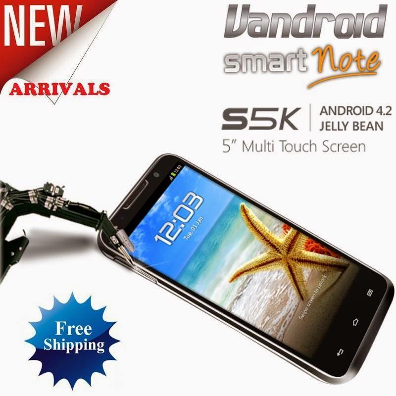 Harga Advan Vandroid S5K dan Spesifikasi Lengkap