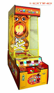 HungryDog,redemption game machine,arcade game machine