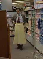 Mr Bean Đi Mua Khăn Tắm