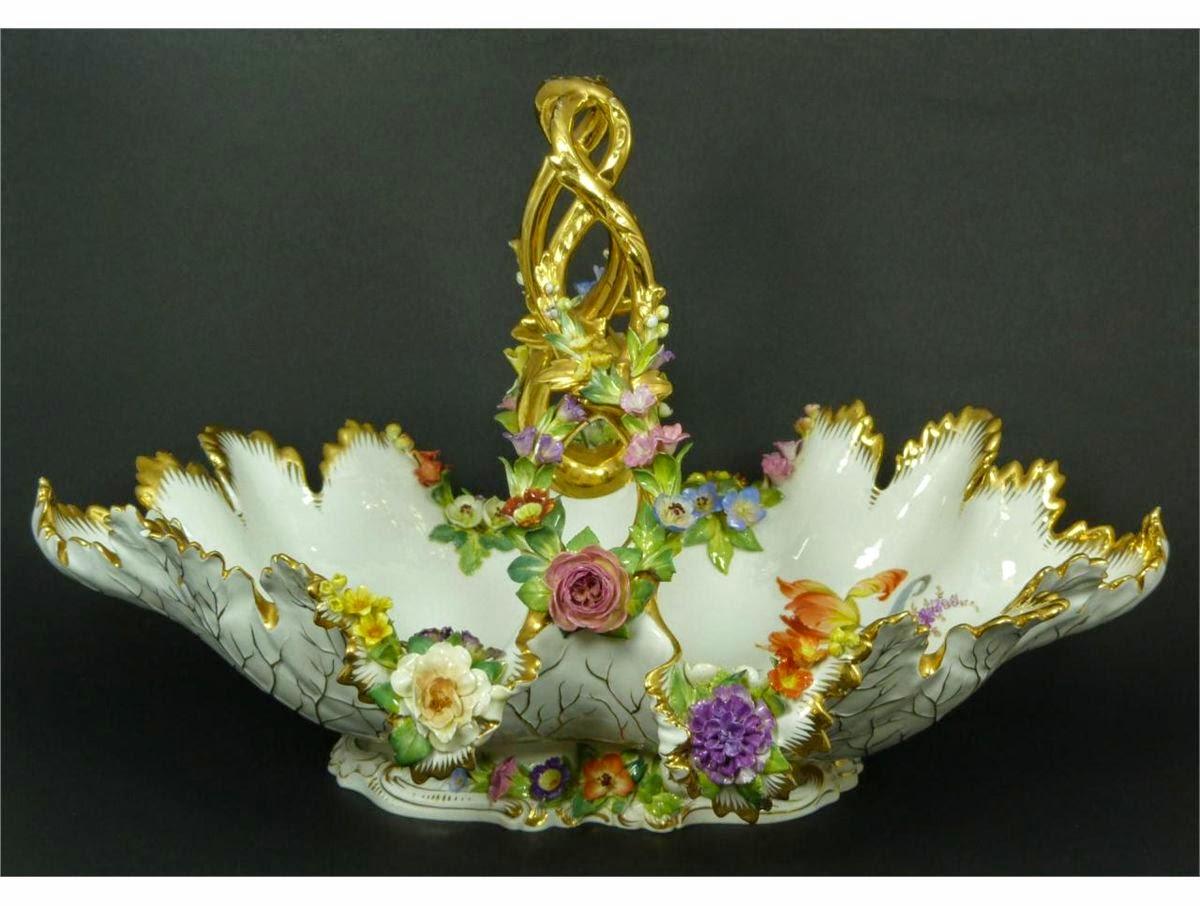 Maravilhosas porcelanas