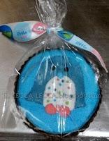 penguin fancy cookies aqiqah door gift