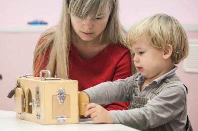 развивающие занятия для детей в Орше