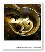 Galleta liz - triturar clavo