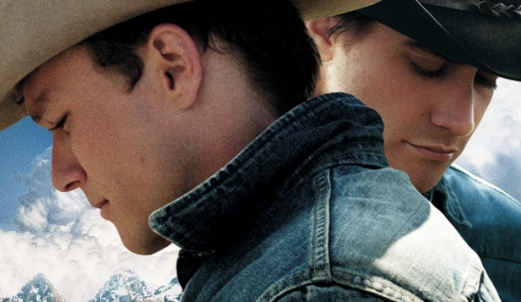 Jake Gyllenhaal en Brokeback Mountain