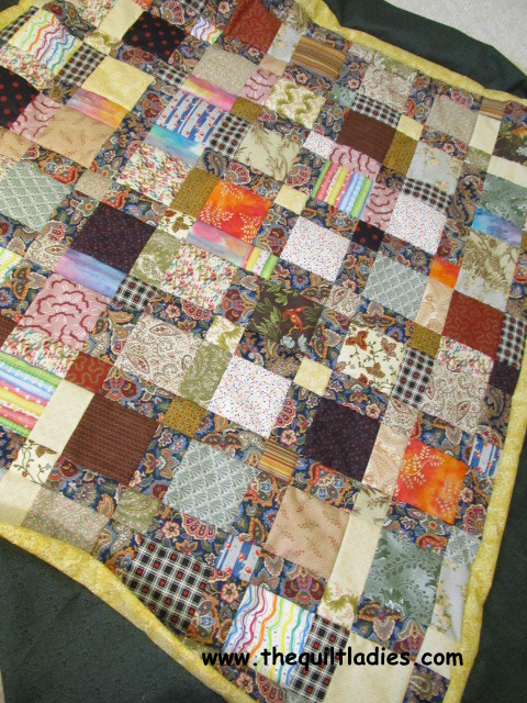 The Quilt Ladies Book Collection: September 2012 : how to make a quilt top - Adamdwight.com