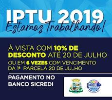 Porto Barreiro - IPTU 2019 você paga a cidade GANHA !!