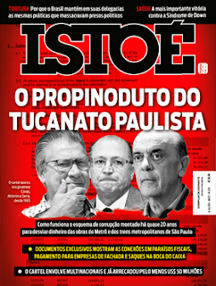 Reportagem aponta que nos governos de Geraldo Alckmin, mas também de José Serra e Mario Covas, cerca de US$ 50 milhões teriam sido desviados das obras do metrô; denúncia da Siemens, que decidiu colaborar com a Justiça, lança luzes sobre o esquema; Alckmin será, agora, alvo de ação de improbidade