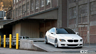 BMW M6 on D2FORGED Wheels HD Wallpaper