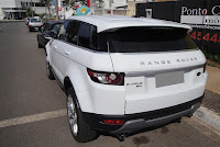 Land Range Rover Evoque Rear