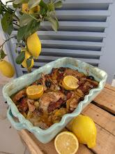 Maliva`s oliven/sitron kylling!