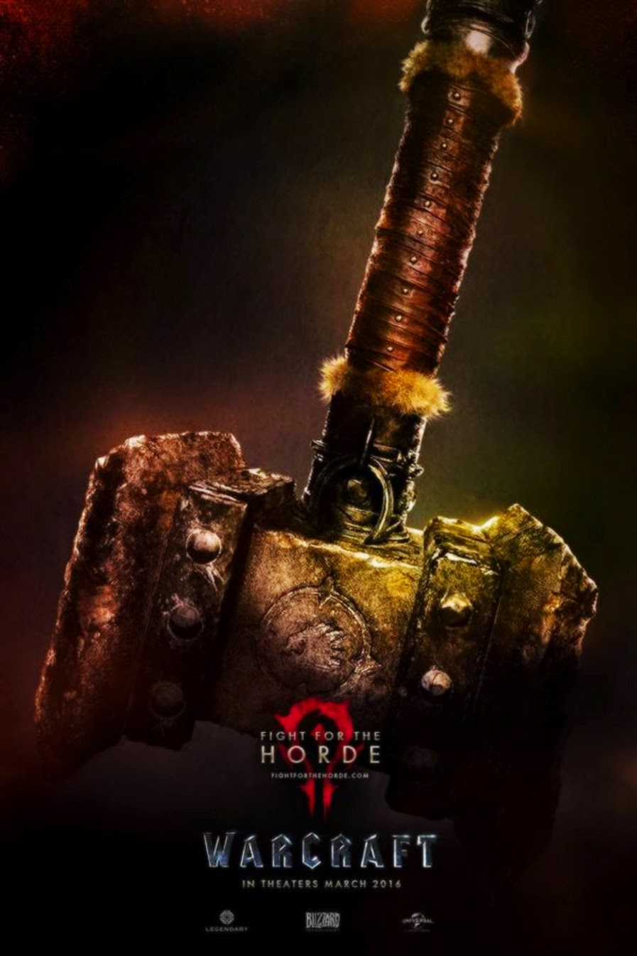 Warcraft 2016 Movie Horde HD Poster