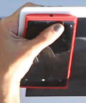 Jessica Alba Nokia Lumia 920