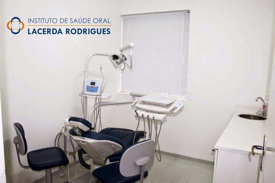 Estrutura da Clínica Instituto de Saúde Oral Lacerda Rodrigues