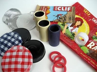 Used items to repurpose
