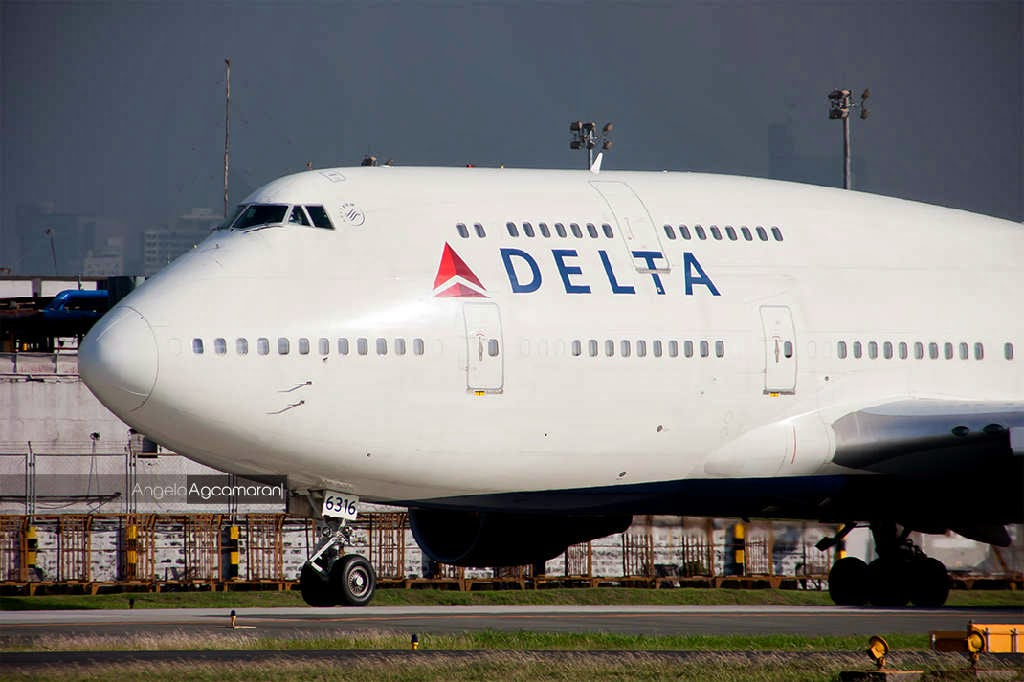 Delta Airlines Transferring to NAIA 3