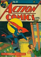 Action Comics #23 comic book cover