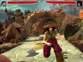 Download PC Game Zeno Clash Full RIP img 2