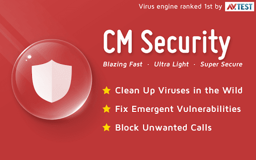 CM Security Antivirus download