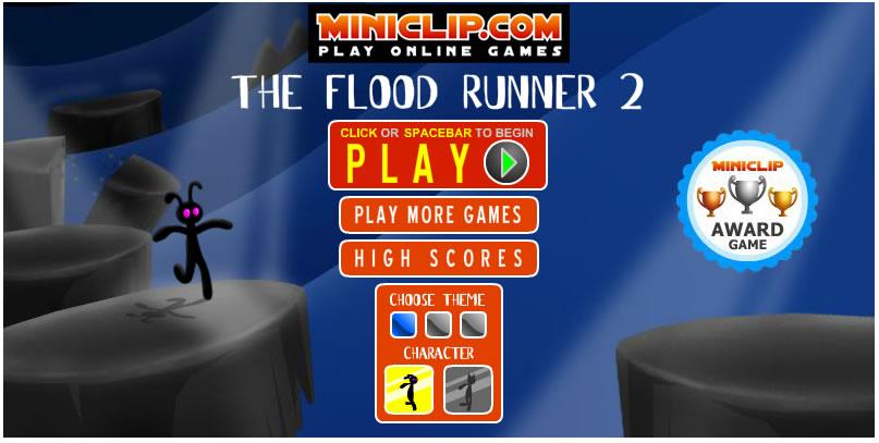 Game : Flood Runner 2