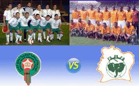 مباراة المغرب وكوت ديفوار ساحل العاج