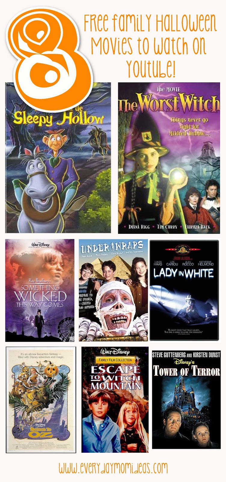8 Free Family Halloween Movies You Can Watch On Youtube ...