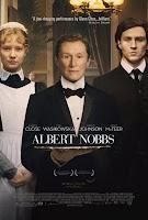 Cartel de la película Albert Nobbs