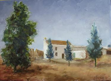 Cortijo de Galán; La Cañá, Fuerte del Rey (4F)