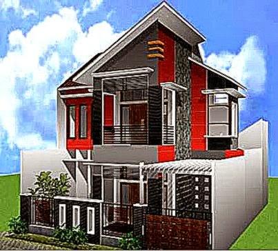 Konstruksi Rumah Minimalis dan juga subjek dan interior dan
