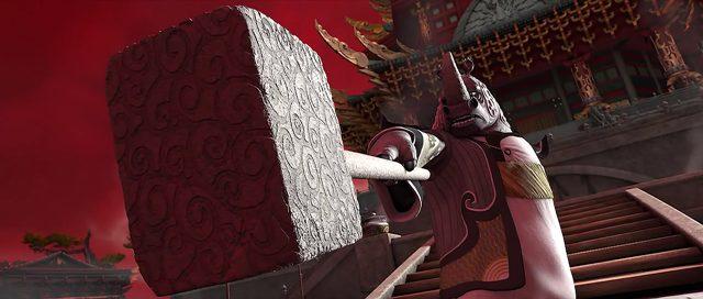 Kung Fu Panda 2 2011 BRRip [720p HD] Español Latino Descargar