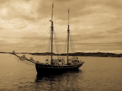 corabie la Marea Nordului
