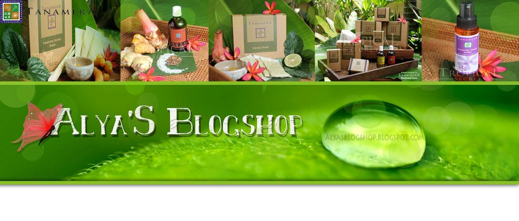 Alya's Blogshop