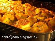 Zapekané zemiaky - recept