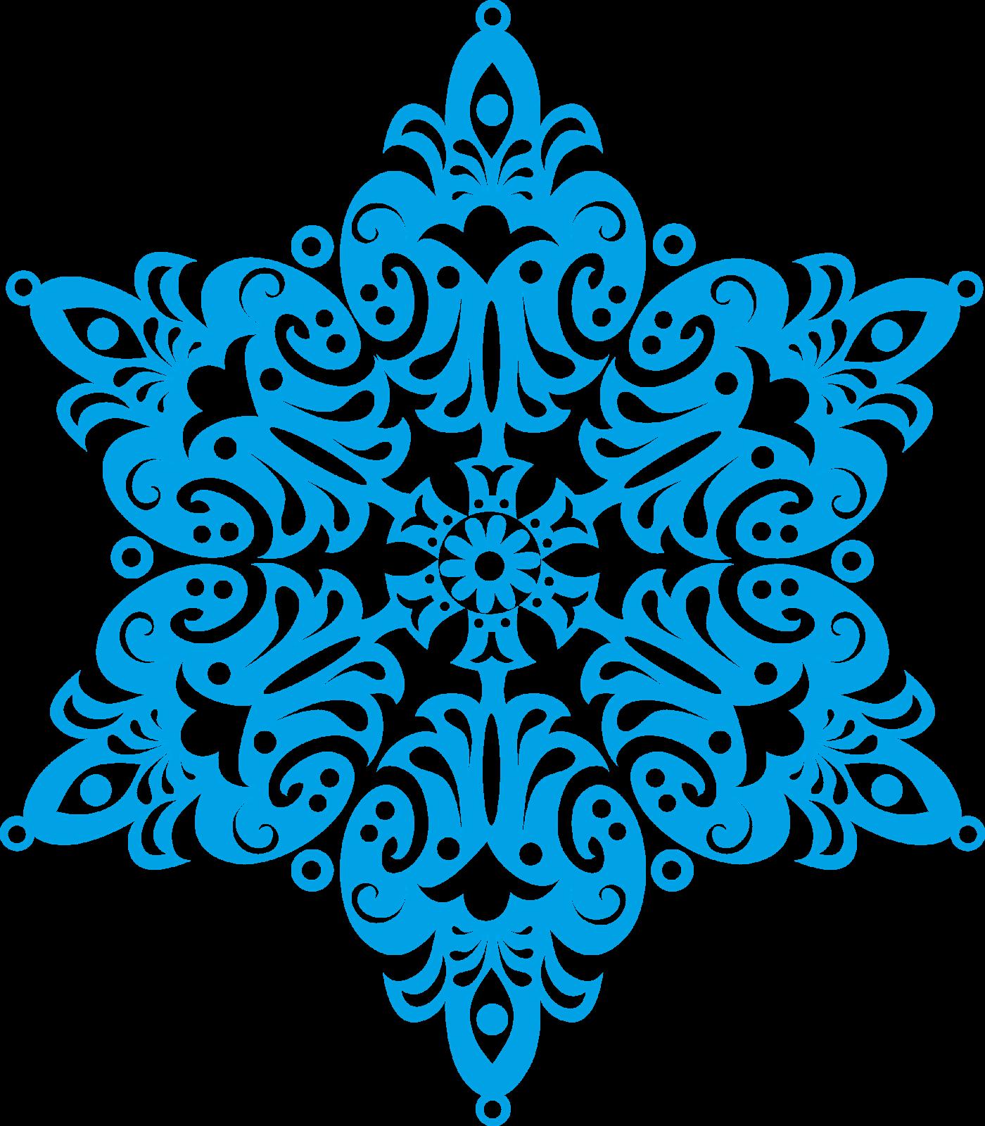 Новогоднее украшение Снежинка, цвет серебро-золото Crystal deco