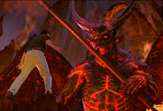 Seeing the Devil's true colors © 2000, 20th Century Fox