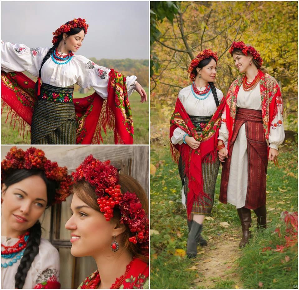 Les vêtements traditionnels de l\u0027Ukraine