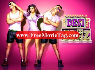 desi boys 2011 Indian film poster