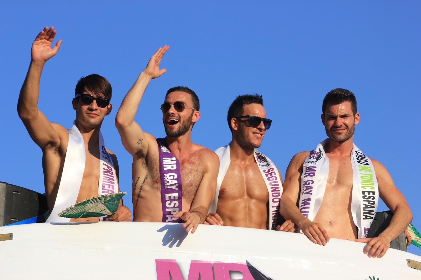 gay recortado España